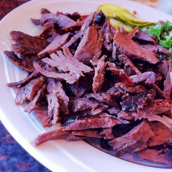 Beef Shawarma @ Shawarma King