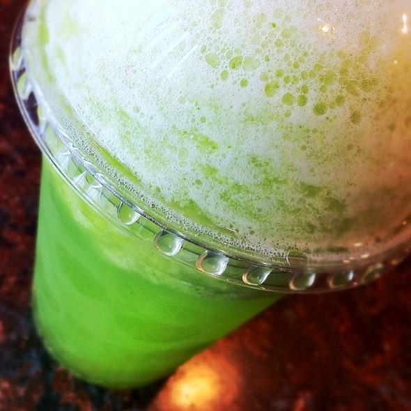 Fresh Mint Lemon @ Shawarma King