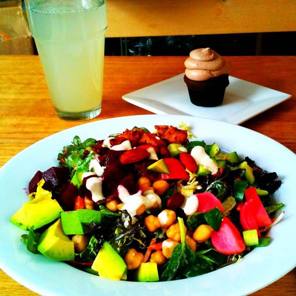 M Chop Salad @ M Cafe De Chaya