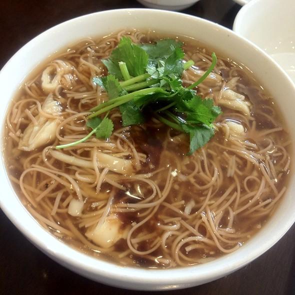 大腸麵線- Intestine Thin Noodle Soup @ 好年東 Fusion House