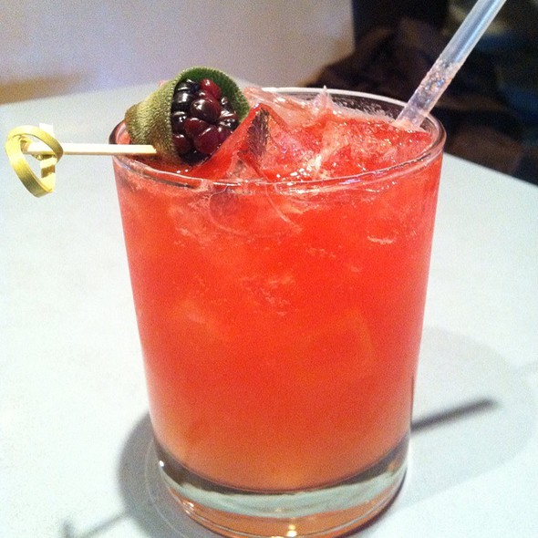 Berry Sage Buck @ Steuben's