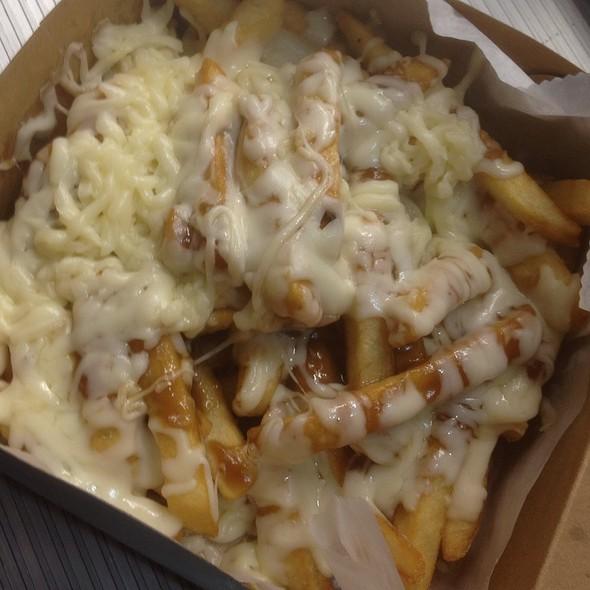 Disco Fries @ CheeseBurgerBaby