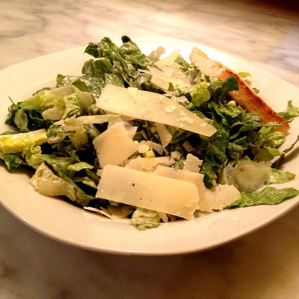 Caesar Side Salad @ Little Azio