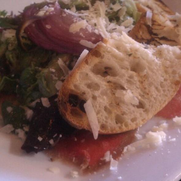 Beef Carpaccio Salad @ Sugo