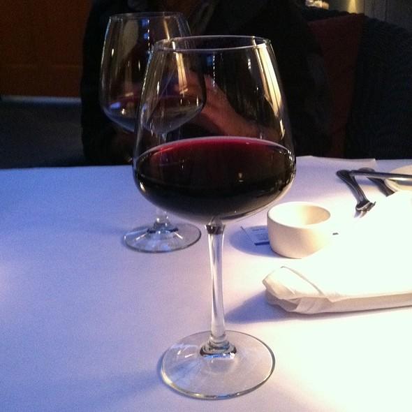 Exuberance Syrah Wine @ Panama Hotel