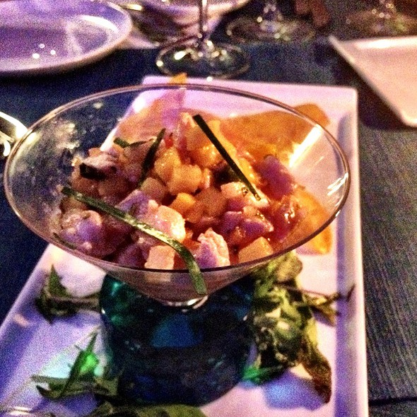 South Beach Ceviche - Essensia Restaurant & Lounge, Miami Beach, FL