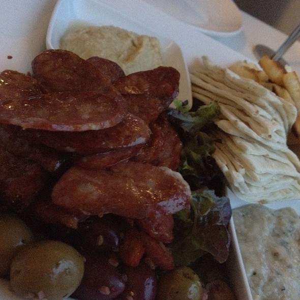 Meze Plate @ Kirribilli Club