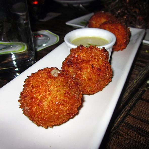 Manchego Cheese Puffs - Yerba Buena, New York, NY