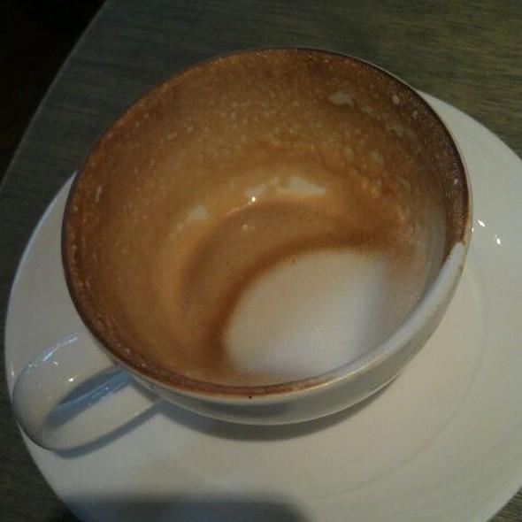 Soy Cappuccino @ 找到咖啡