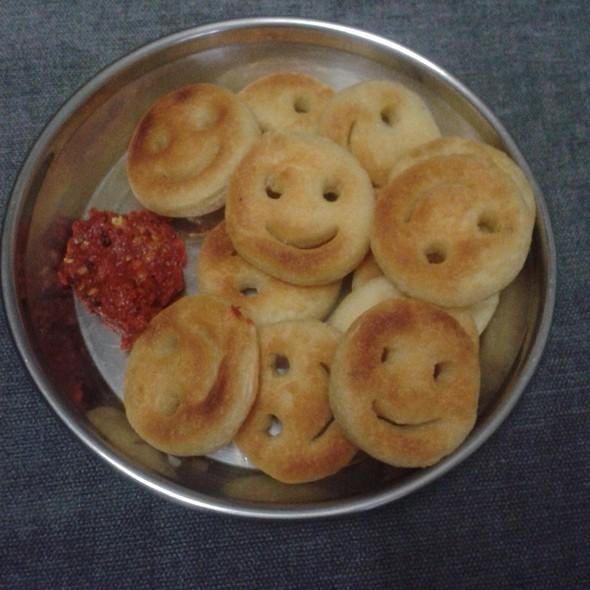 Potato Smileys @ Akruti Orchid Park