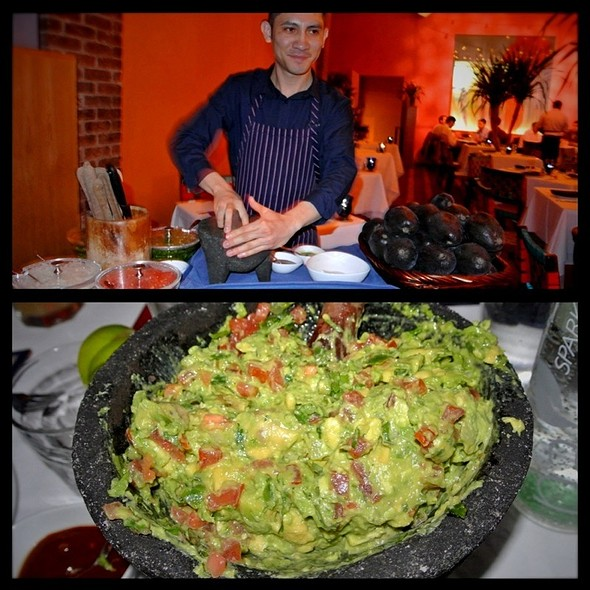 Guacamole @ Rosa Mexicano
