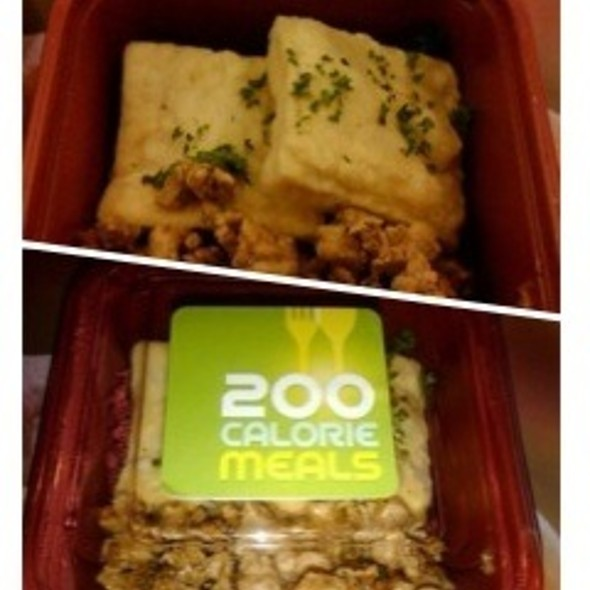 Tofu & Grilled Chicken  @ 200 Meal Calorie
