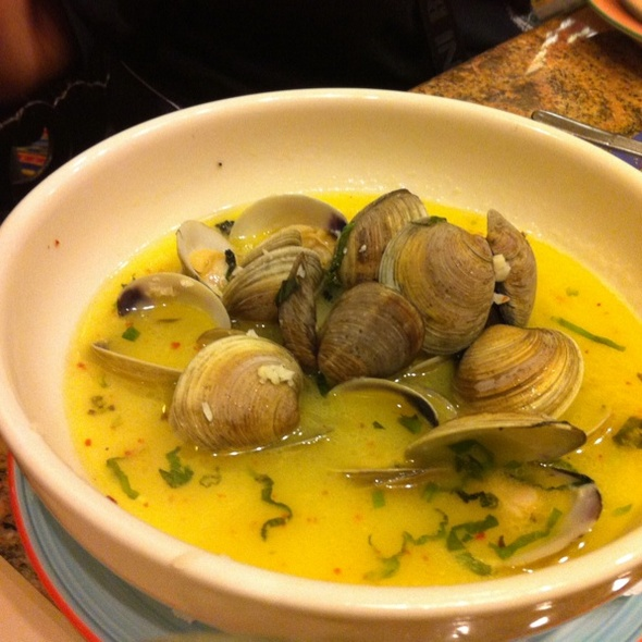 Steamed Clams @ Big Sur Oyster Bar
