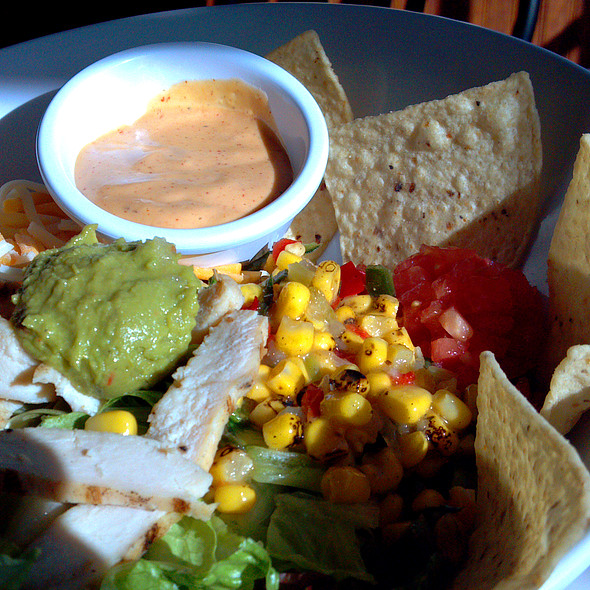Southwest Cobb Salad @ McAlister's Deli