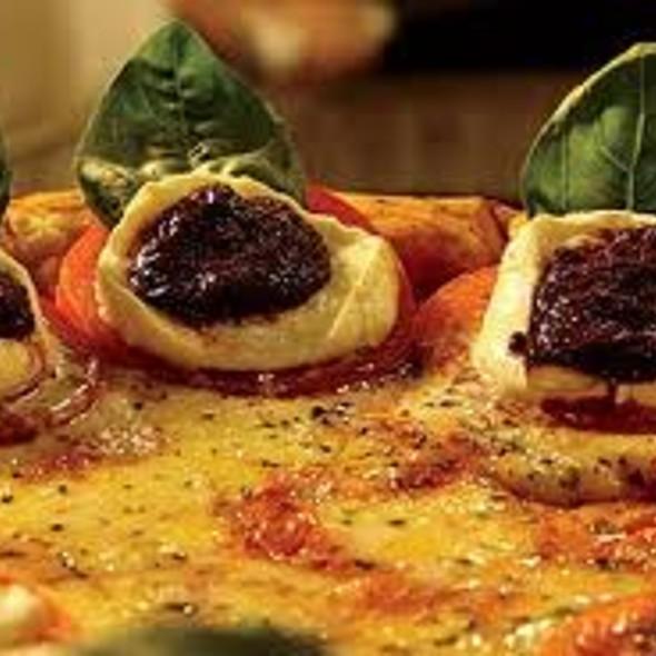 Pizza Mar Massa @ Pizzaria Basilico