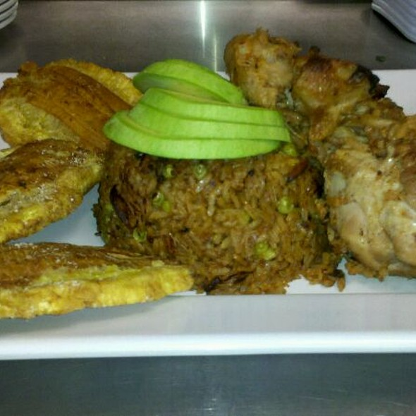 Arroz Con Pollo @ Jimmy'z Kitchen Wynwood