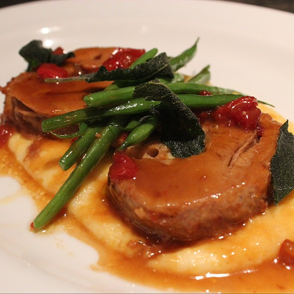 Braised Breast of Veal - Lupo by Wolfgang Puck, Las Vegas, NV