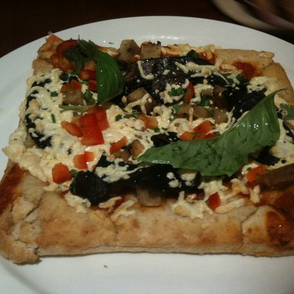 Vegan Sicilian Pizza