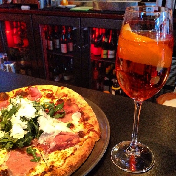 Prosciutto And Truffle Oil Pizza - 900 Wall, Bend, OR