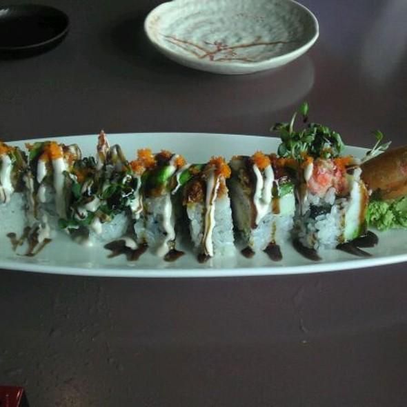Dragon Roll @ Tokkuri Tei