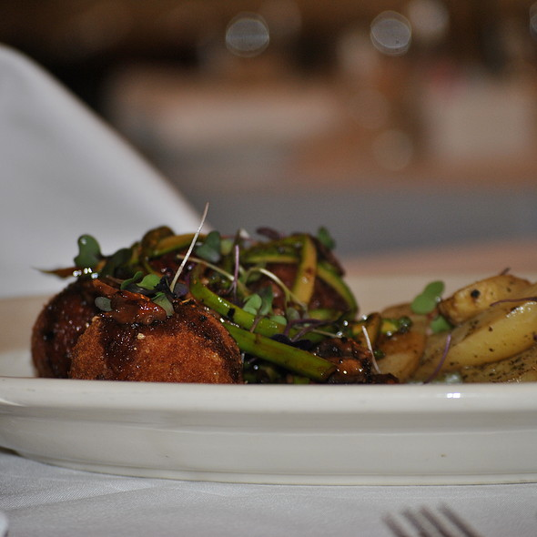 Veal Boursin @ Court House Grille