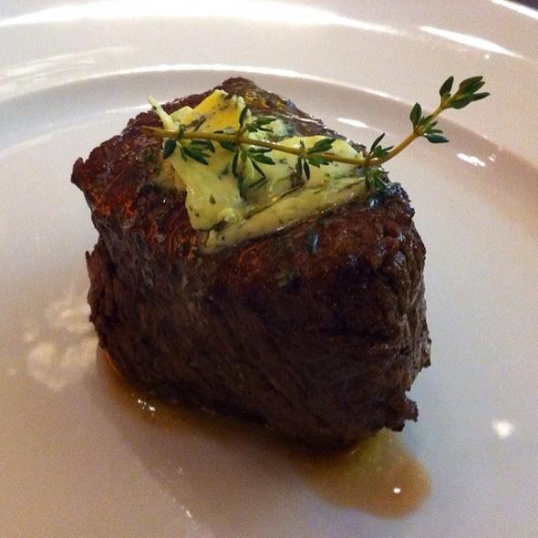 Filet Com Manteiga De Ervas @ Roberta Sudbrack
