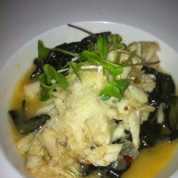 Dungeness Crab Pasta