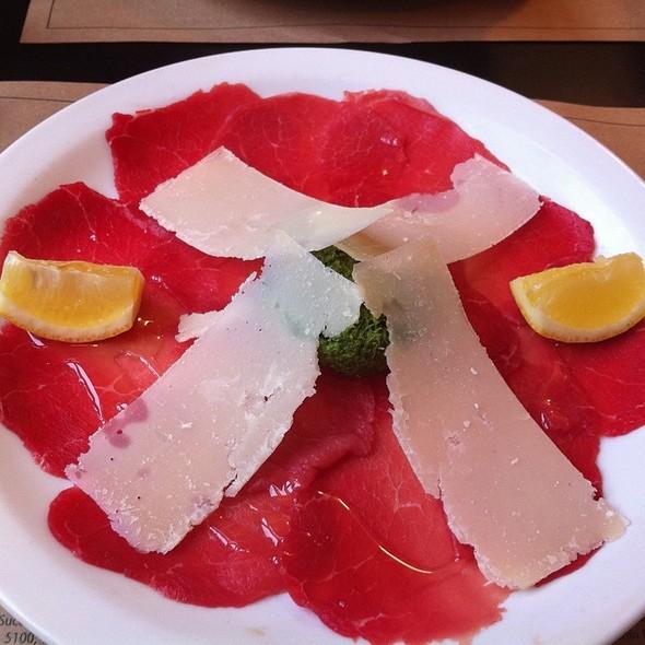 Beef Carpaccio @ Pizzaiolle (La)