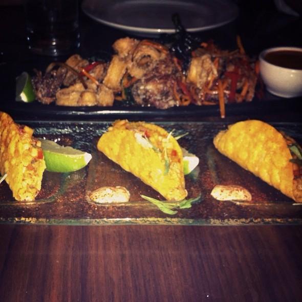 Red Snapper Fish Tacos @ Stanton Social