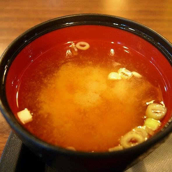Miso Soup @ Yoshinoya