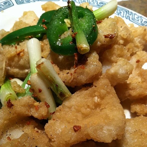 Salt and Pepper Squid @ Vung Tau Restaurant