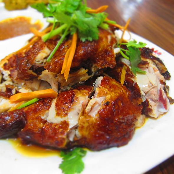 Traditional Malaysian Roast Chicken