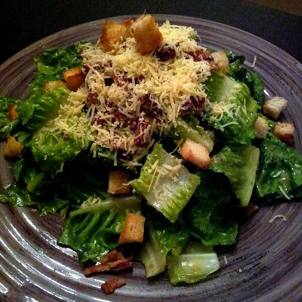 Caesar Salad @ Twenty One Plates