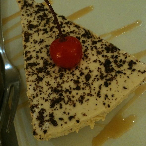 Barako Cheesecake @ Fish Out Of Water