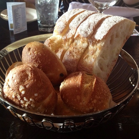 Bread - Il Fornaio - Seattle, Seattle, WA