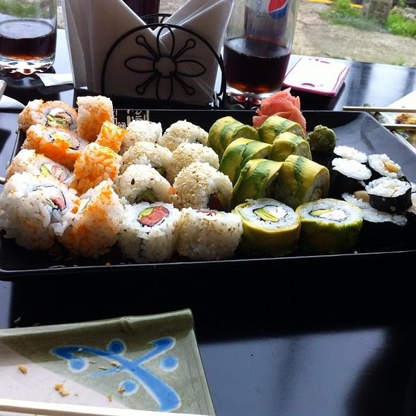 Sushi @ Japon Del Lago