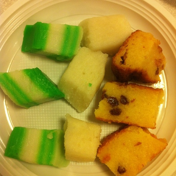 Javanese Food @ Stichting Pari