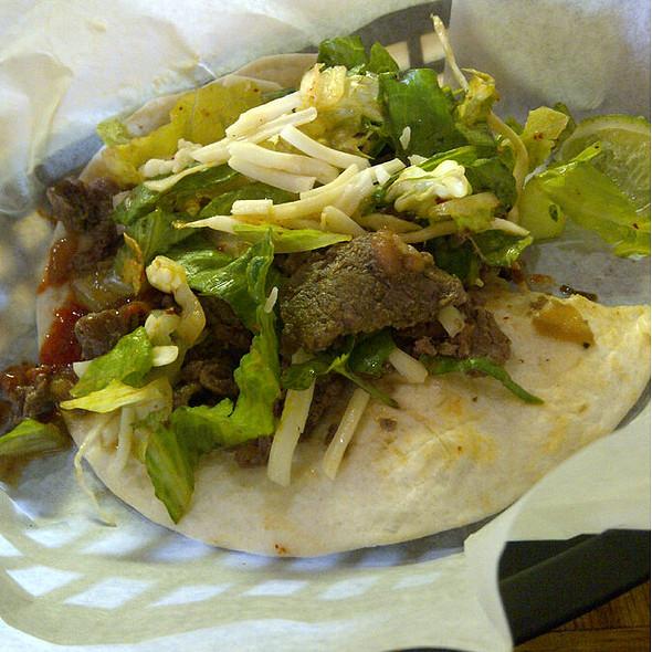 Korean Beef Tacos @ Hankook Taqueria