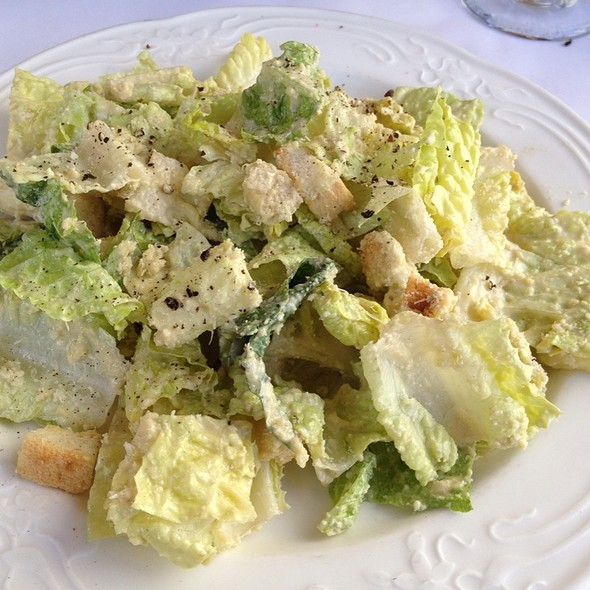 Caesar Salad - Fior D'Italia, San Francisco, CA