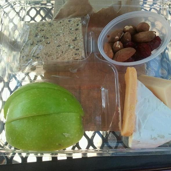 Cheese & Fruit Bistro Box @ Starbucks