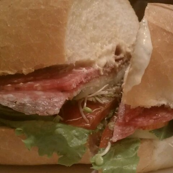 Custom Made Sandwich @ W F Giugni & Son Grocery Co