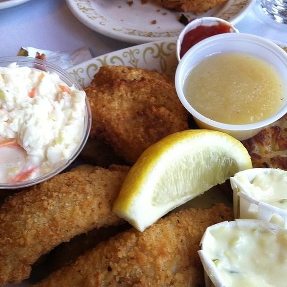 Seafoood Platter