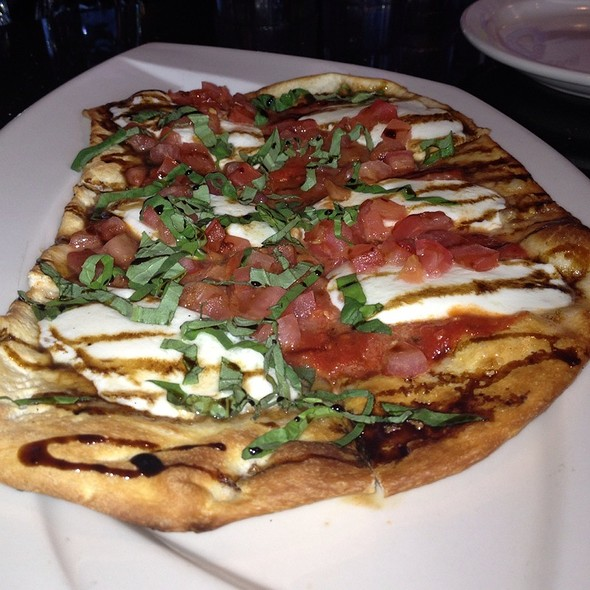 Margarita Flatbread (Special) - The Lakehouse at Geist, Castleton, IN