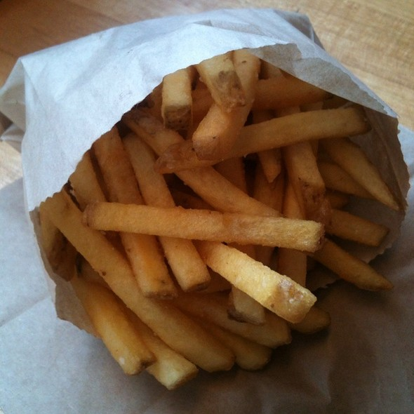 French Fries @ Little Big Burger