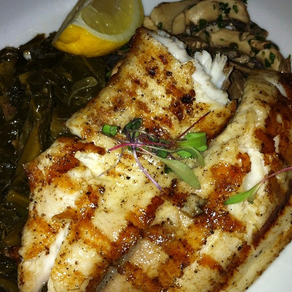Tilapia - Boathouse at Breach Inlet, Isle Of Palms, SC