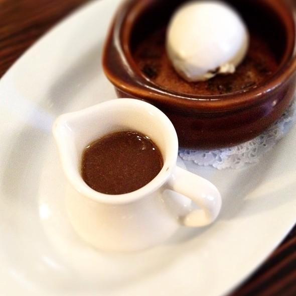 Sticky Toffee Pudding @ Magnolia Pub & Brewery