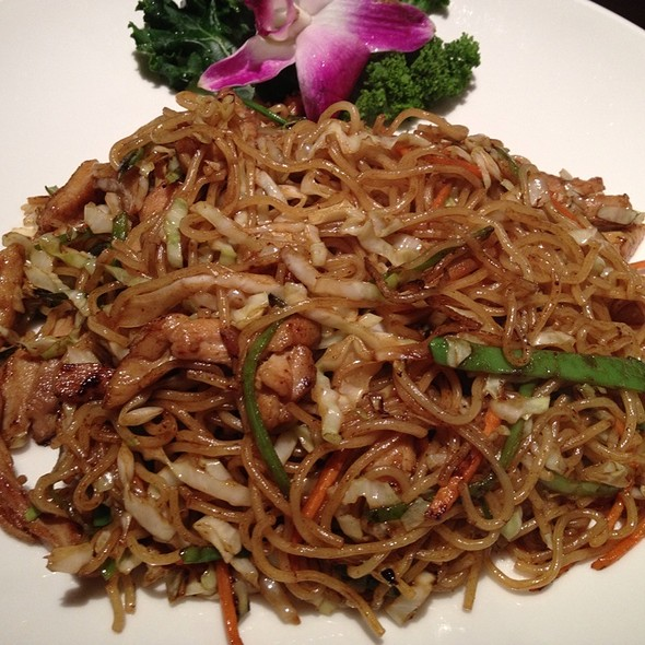 Chicken Yaki Soba @ Sushi palace