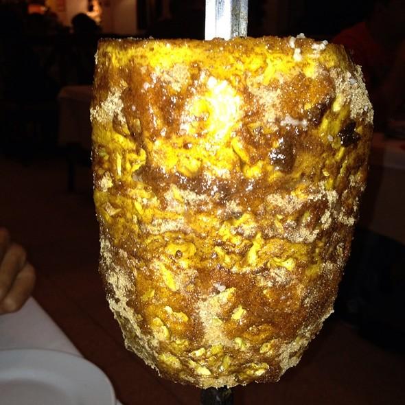 Piña Bbq Con Azucar Y Canela @ Os segredos da carne