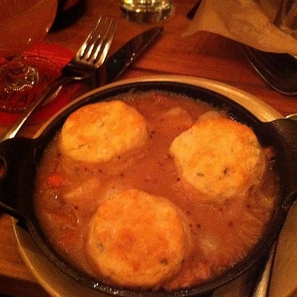 Rabbit and Dumplings @ Contigo Austin