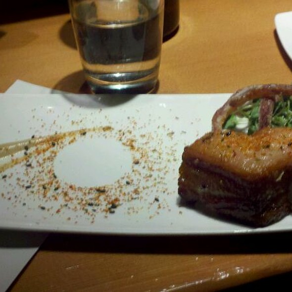 Pork Belly @ ICHI Sushi